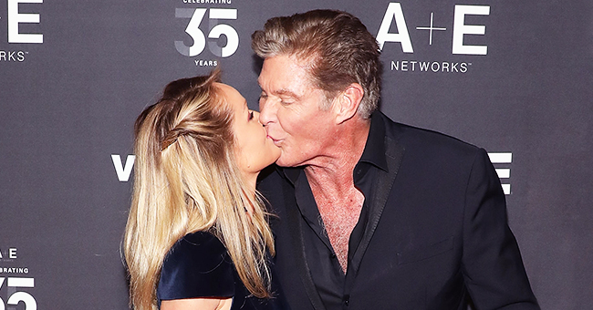 Here's Why David Hasselhoff Reportedly Hesitated to Marry His 28-Years Younger Girlfriend
