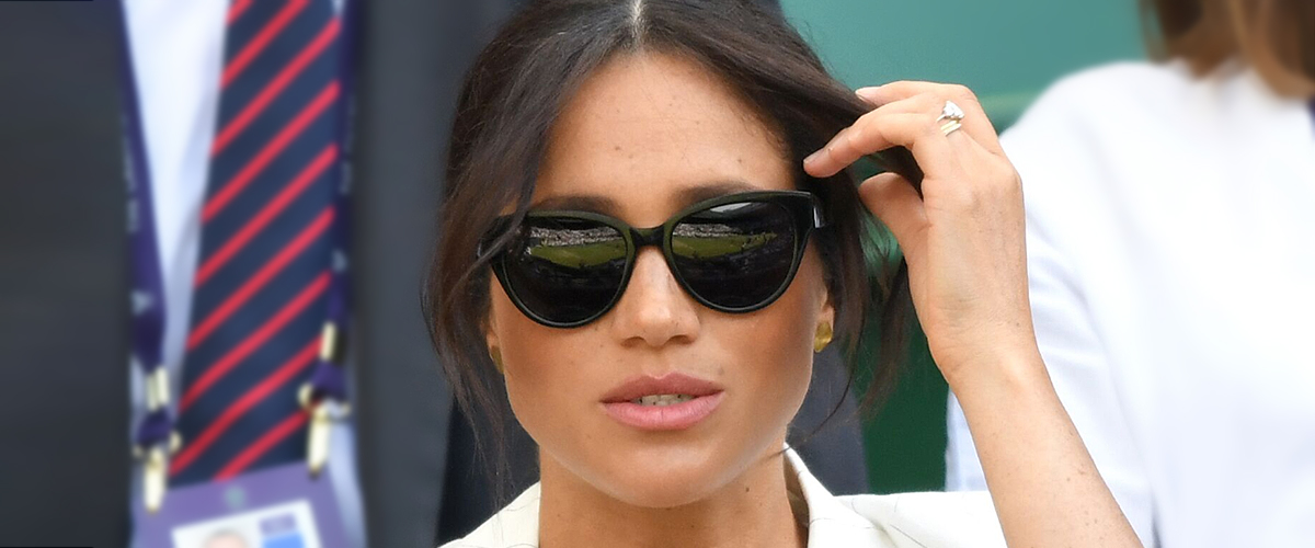 Meghan Markle Mom-Shamed on Social Media for the Way She Holds Archie at His First Outing