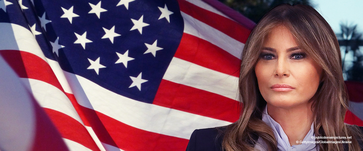Melania Trump Pays Tribute to Fallen US Sergeant Who Posthumously Received the Medal of Honor