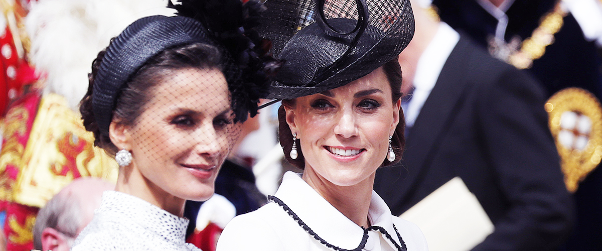 Kate Middleton Steals the Show at Order of the Garter Service in St George's Chapel