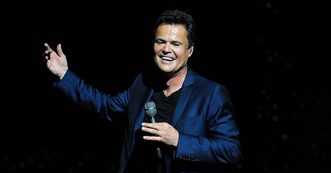 Donny Osmond Shares Throwback Photo with Wife Debbie, Their 2 Sons, and Matt Damon