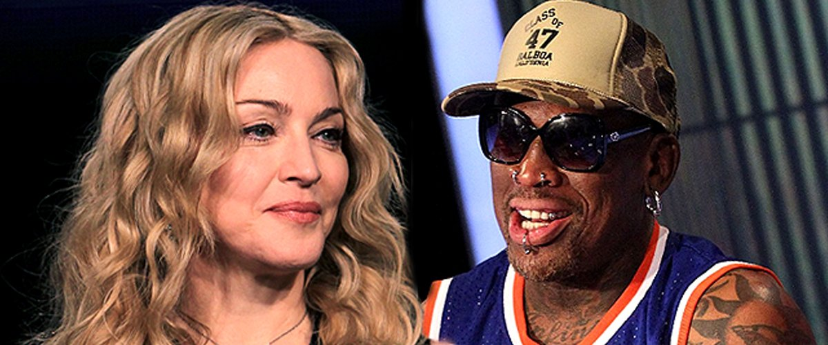 Dennis Rodman Reportedly Faxed Madonna about Wanting Six Kids — A Look Back at Their Relationship