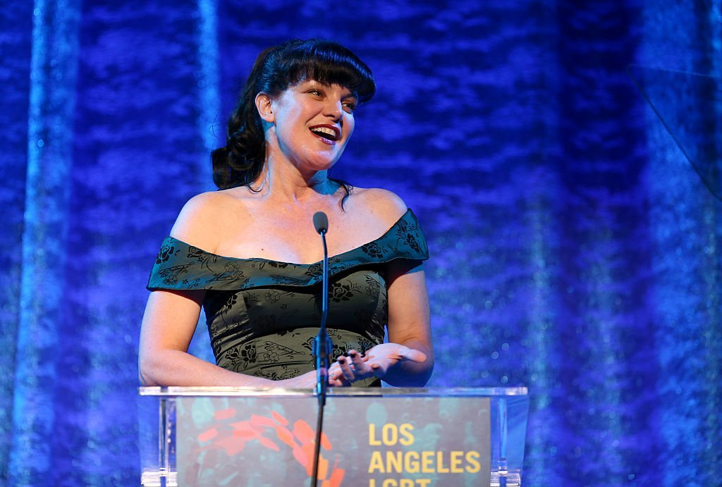 Actress Pauley Perrette speaks onstage during the Los Angeles LGBT Center 47th Anniversary Gala Vanguard Awards at Pacific Design Center  | Photo: Getty Images