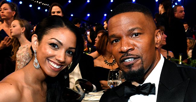 Jamie Foxx's Eldest Daughter Corinne Shows off Her Natural Beauty in a Bare-faced Selfie