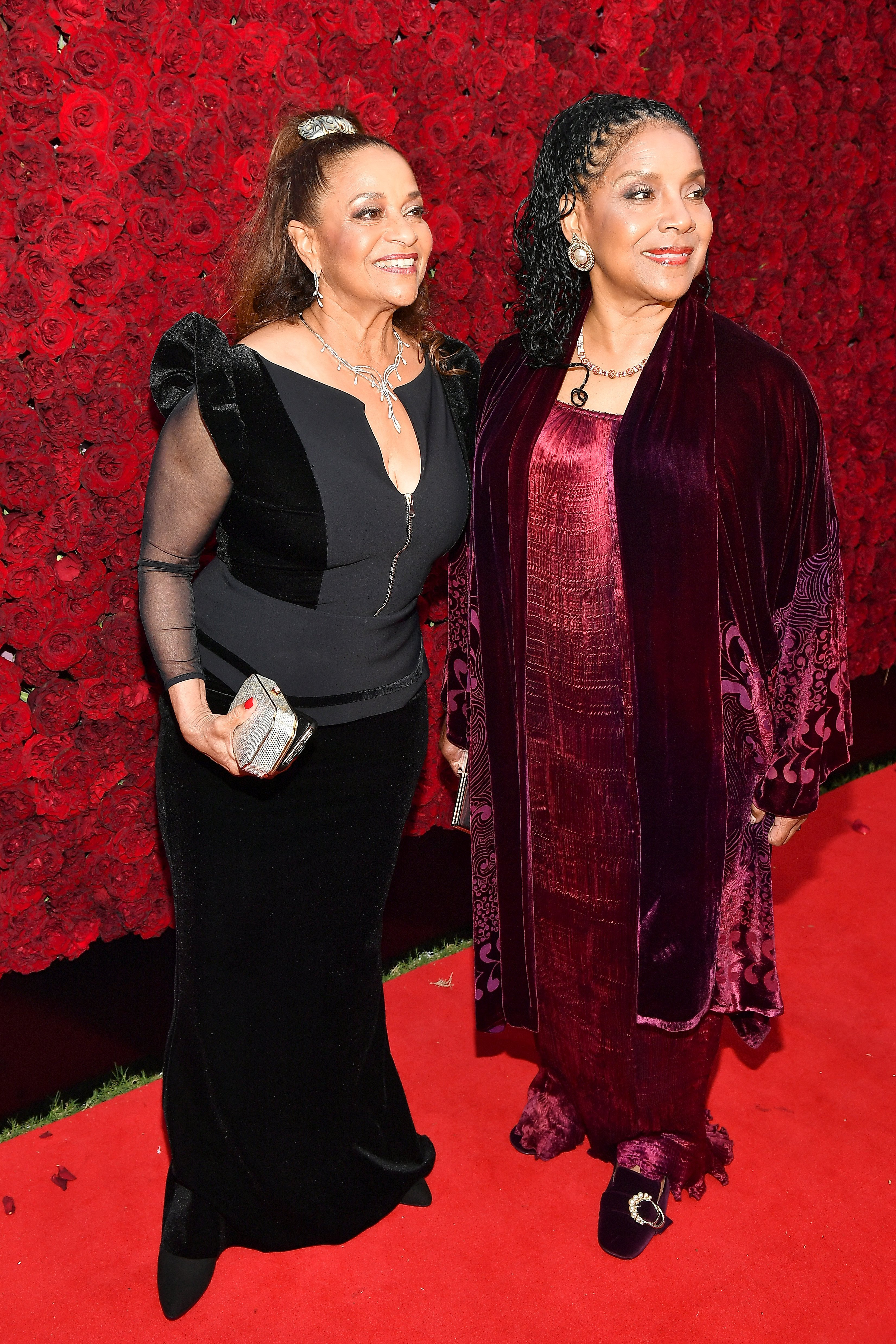 Debbie Allen & Phylicia Rashad at Tyler Perry Studios grand opening gala on Oct. 05, 2019 in Georgia | Photo: Getty Images