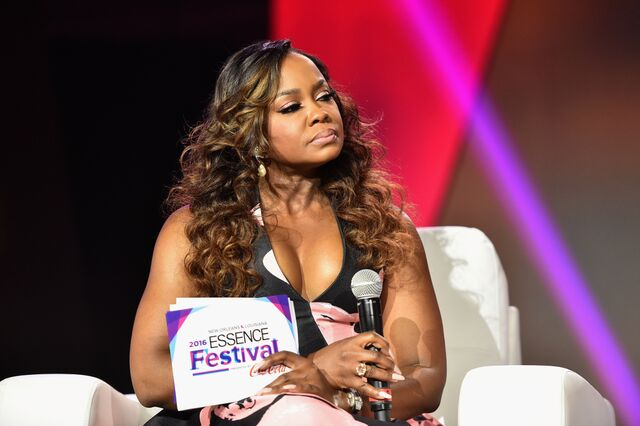 Phaedra at an Essence Festival forum | Source: Getty Images/GlobalImagesUkraine