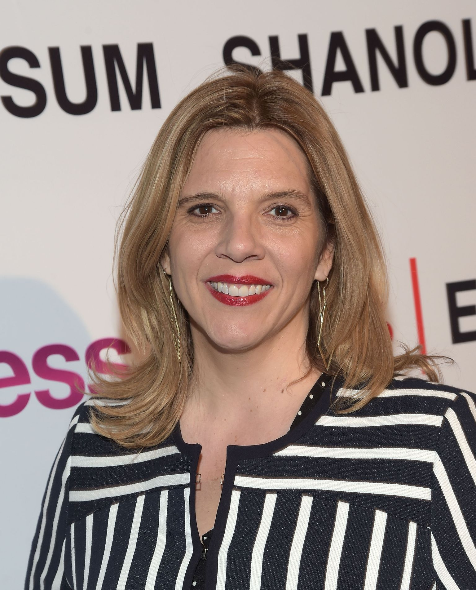 """Krista Vernoff at the Screening And Panel Discussion With The Women Of Showtime's """"Shameless"""" at The London Hotel on March 22, 2016 in West Hollywood, California. 
