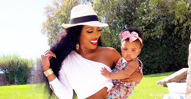 Porsha Williams of 'Real Housewives' Shares Photo of Daughter Pilar Wearing Cool Bodysuit