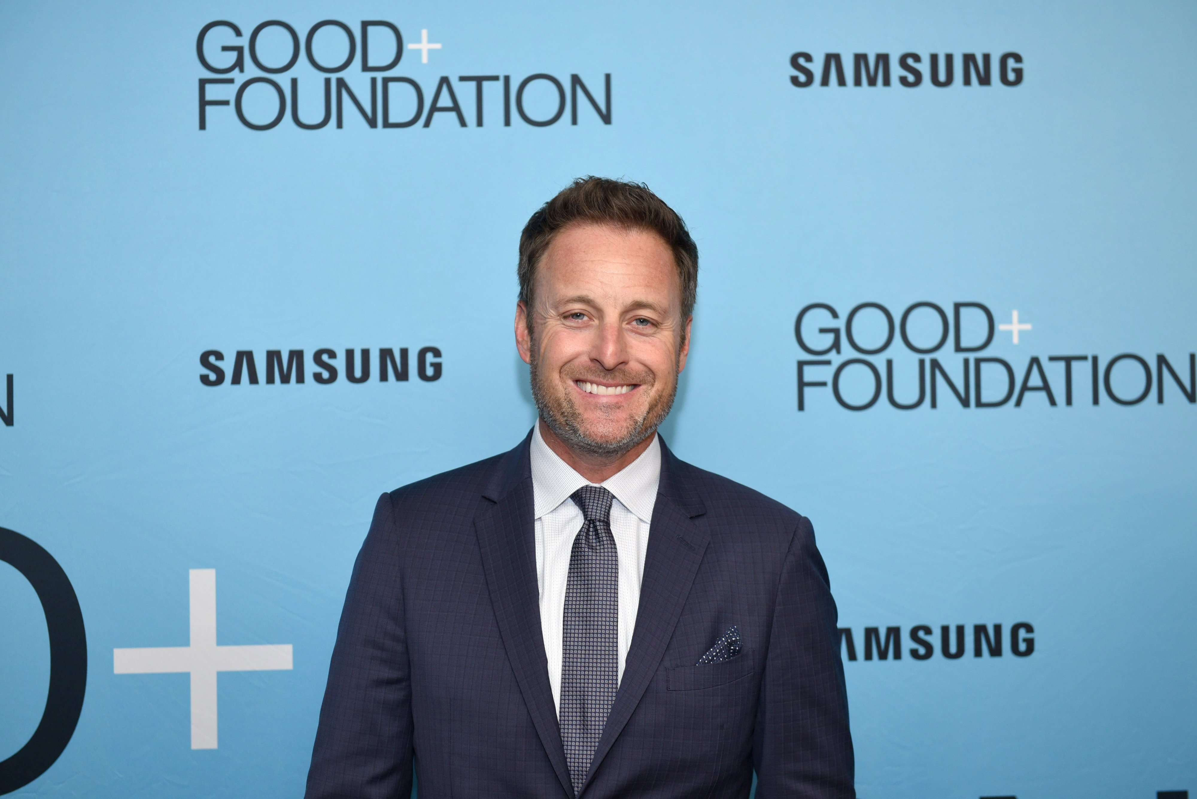 Chris Harrison attends the GOOD+ Foundation's Evening of Comedy + Music Benefit on September 12, 2018, in New York City. | Source: Getty Images.
