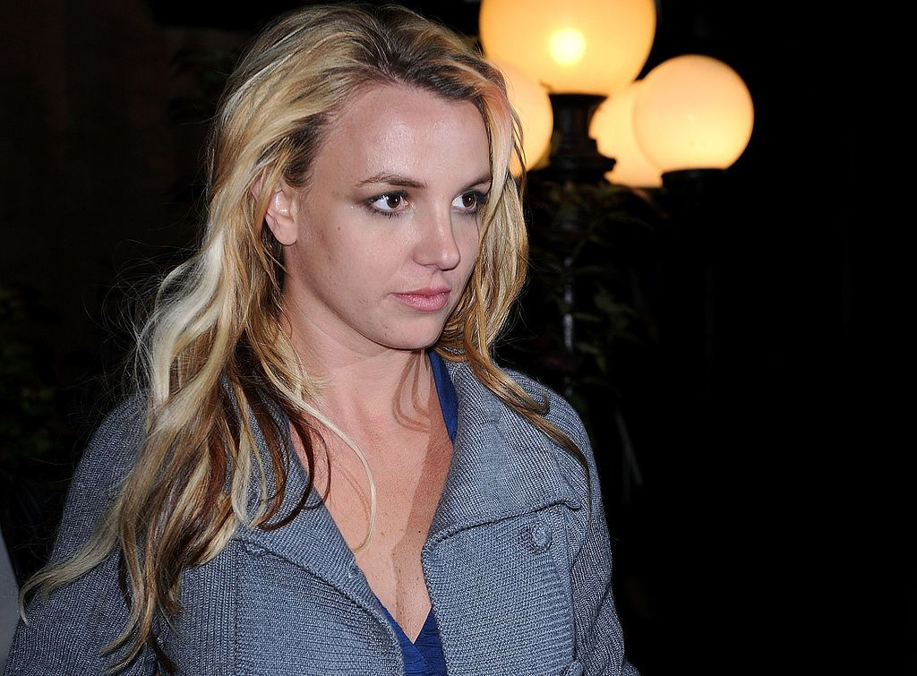 Britney Spears seen on the streets of Manhattan on September 29, 2008, in New York City | Photo: James Devaney/WireImage/Getty Images