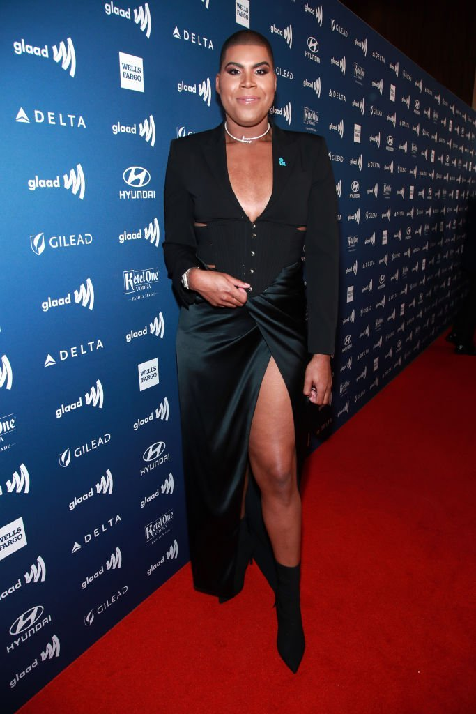 EJ Johnson attends the 30th Annual GLAAD Media Awards Los Angeles at The Beverly Hilton Hotel in Beverly Hills, California | Photo: Getty Images