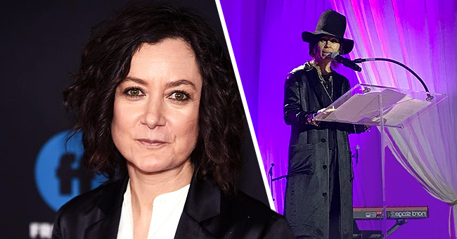 Sara Gilbert Pays Touching Tribute to Wife Linda Perry for Helping the Homeless in Her New Speech