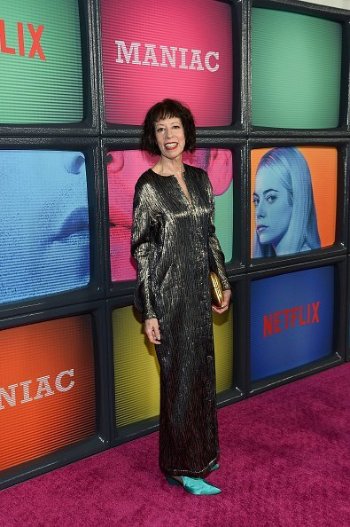 "Allyce Beasley attends the Netflix Original Series ""Maniac"" New York Premiere Screening and After Party at Center 415 on September 20, 2018, in New York City. 