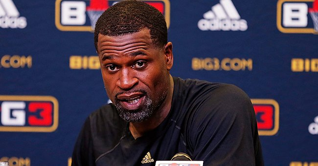 NBA Star Stephen Jackson Cries as He Mourns George Floyd's Death in an Emotional Video