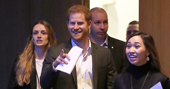 Daily Mail: Prince Harry and Entourage Occupied Entire First Class Carriage on Train Ride from Edinburgh to London