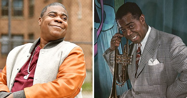 '30 Rock' Star Tracy Morgan Opens up about His Desire to Play Louis Armstrong in a Biopic