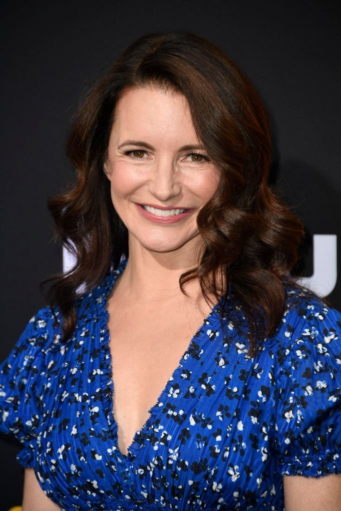 Kristin Davis at a movie premiere in  May 2019. | Photo: Getty Images