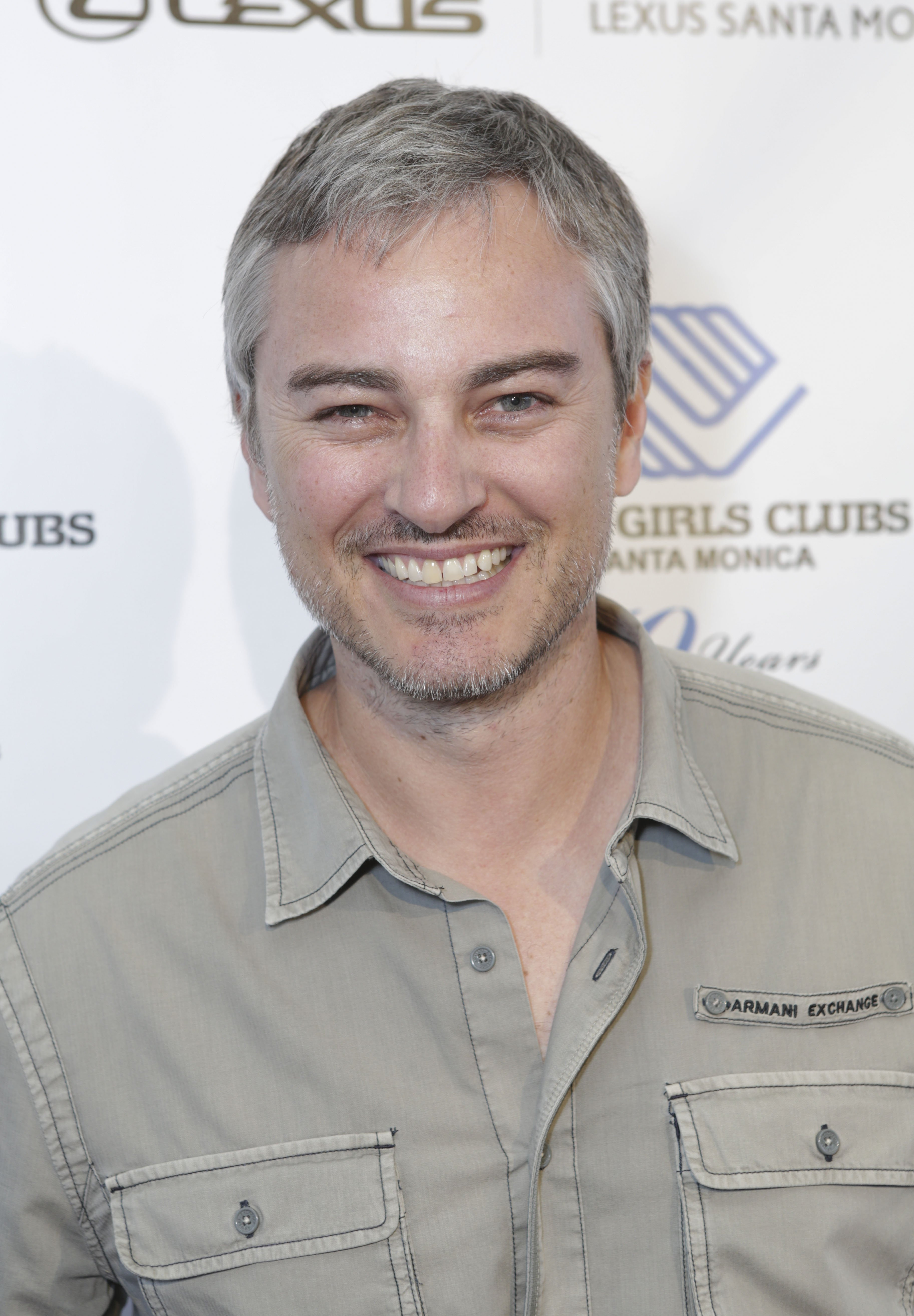 Kerr Smith at Lexus Santa Monica on April 24, 2014 | Photo: Getty Images