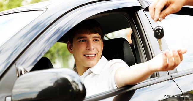 Teenage Son Wants a Car
