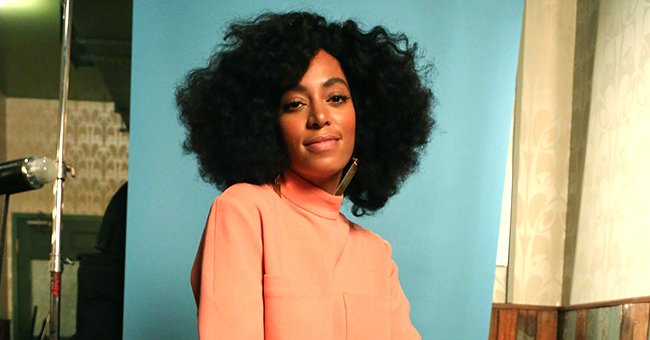 Solange's Son Julez J Smith Looks All Grown up and Handsome in a Recent Selfie
