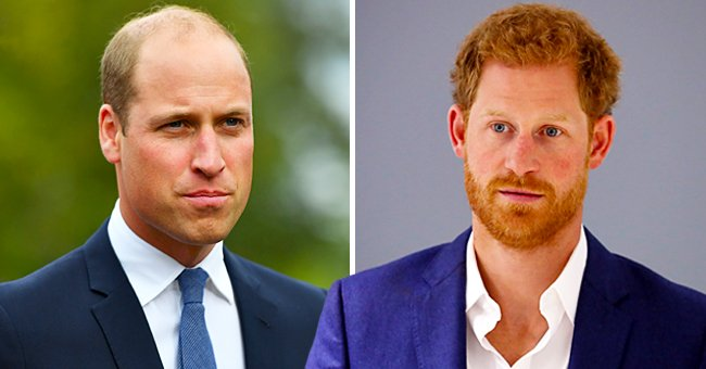 William Could Reportedly Have an Issue If Harry Attempts to Take Ownership of Diana's Legacy
