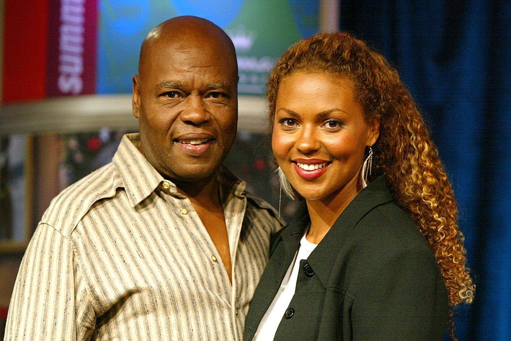 GeorgStanford Brown and Kathyrne Dora Brown at a Hallmark Channel presentation on July 16, 2005 | Photo: Getty Images