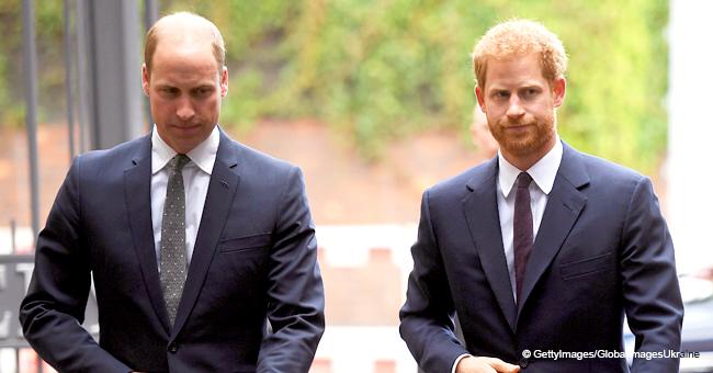 Fehde zwischen Prinz William und Harry angeblich auf Verhalten an Ostersonntag zurückzuführen