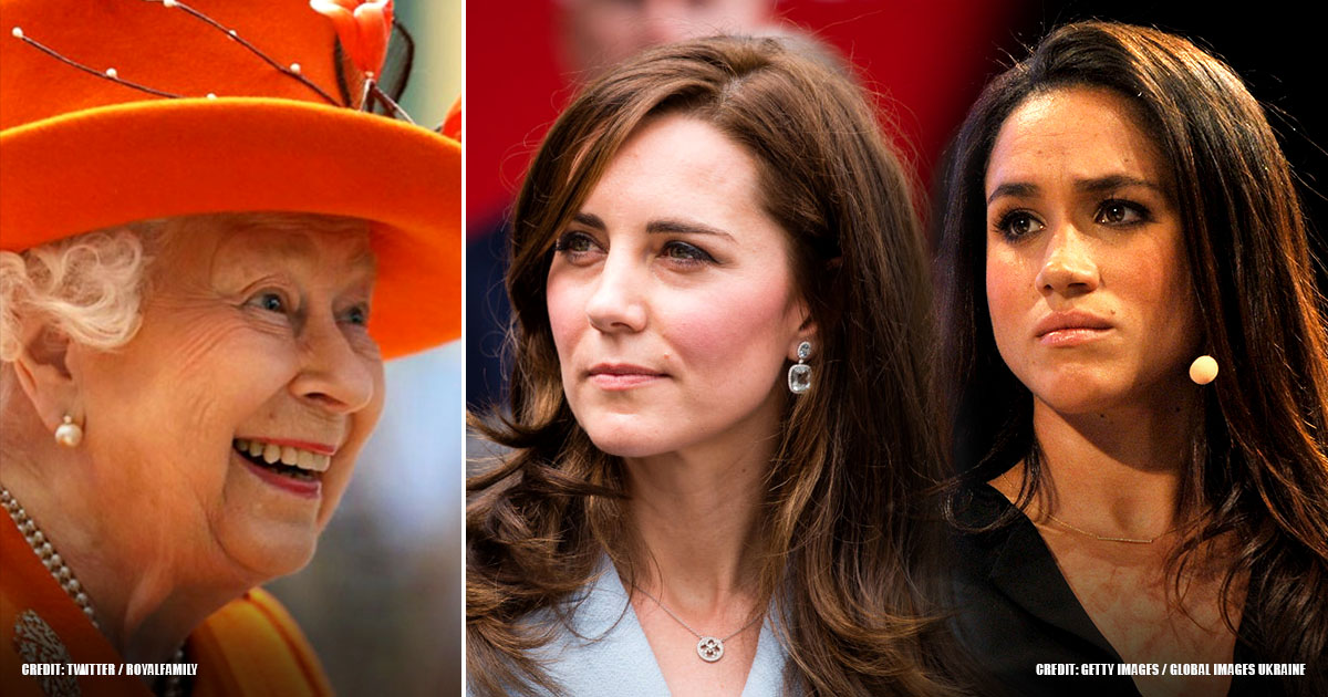 Queen Elizabeth Denies Meghan Markle Leaving Buckingham