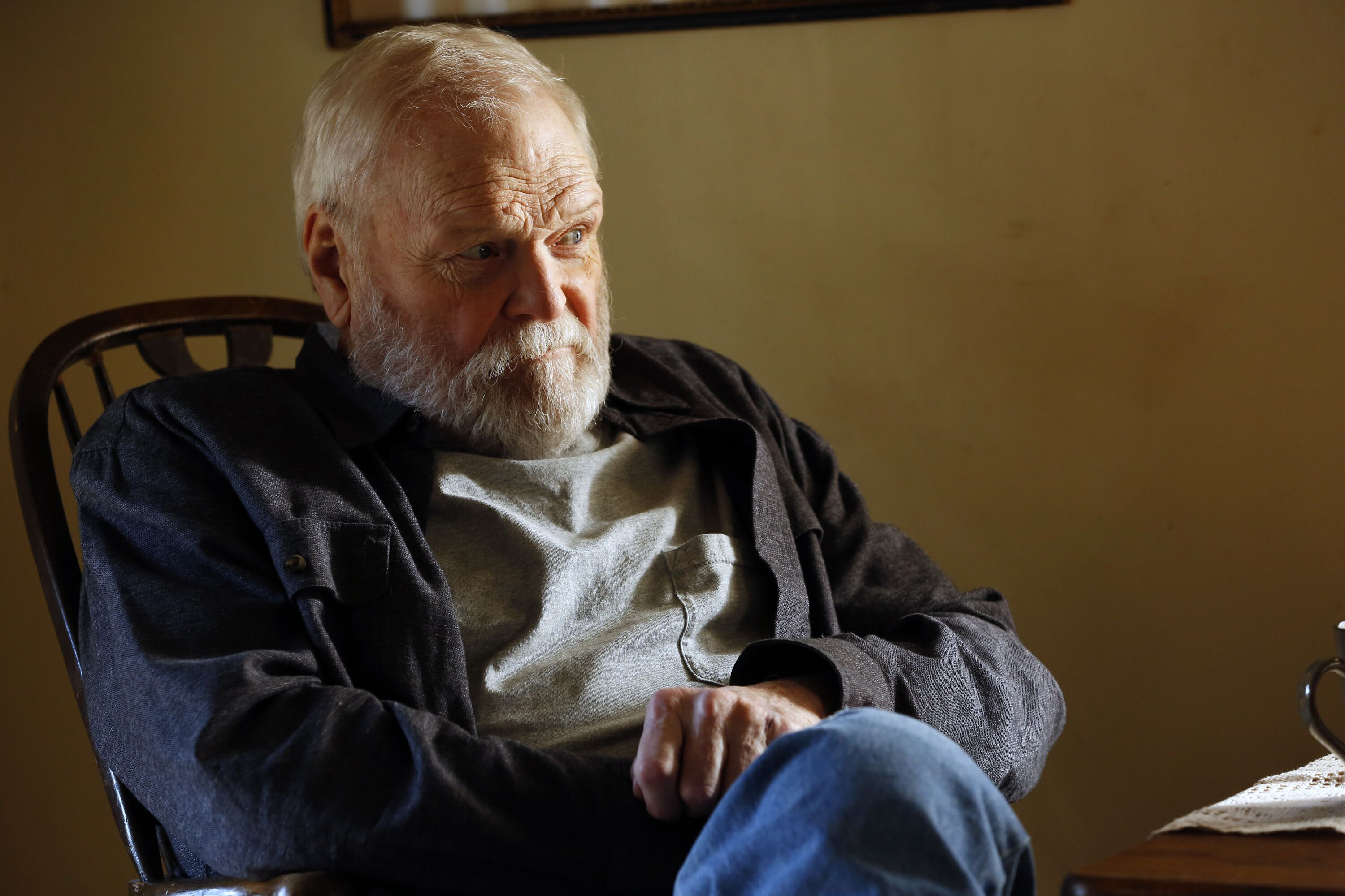 """Brian Dennehy as Dom in one of the Episodes of """"The Blacklist"""" on March 18, 2019   Photo: Getty Images"""