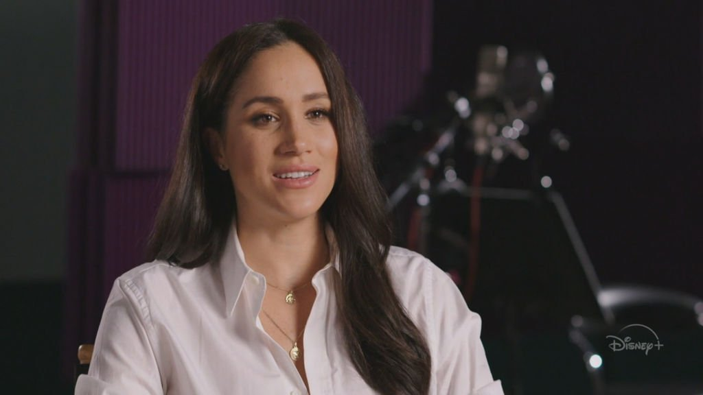 "Meghan Markle auf ""Good Morning America"". 