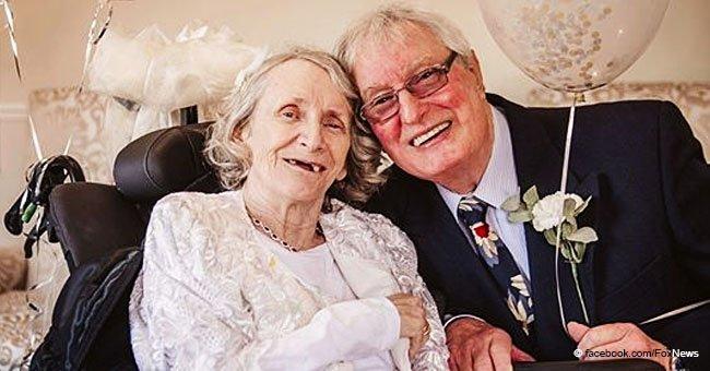 Une femme de 72 ans épouse enfin son petit ami de 74 ans, après avoir constamment rejeté ses propositions pendant 43 ans