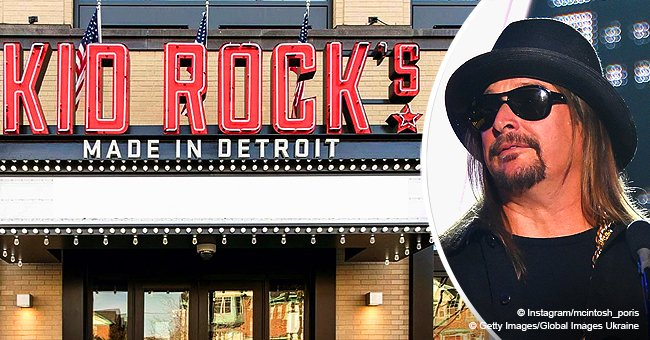 Black bartender accuses Kid Rock's restaurant of racism after she was fired for sporting an afro