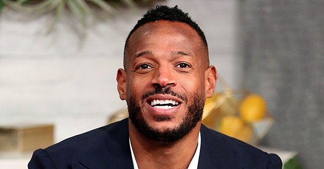 Marlon Wayans Shares New Pic of His Mini-Me Son Shawn with Dreadlocks & Rocking a Trendy Outfit