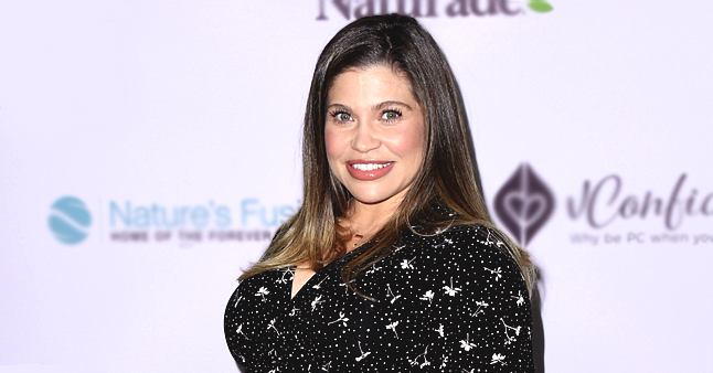 Danielle Fishel Reveals Why She Hides Her Baby Son's Face on Social Media