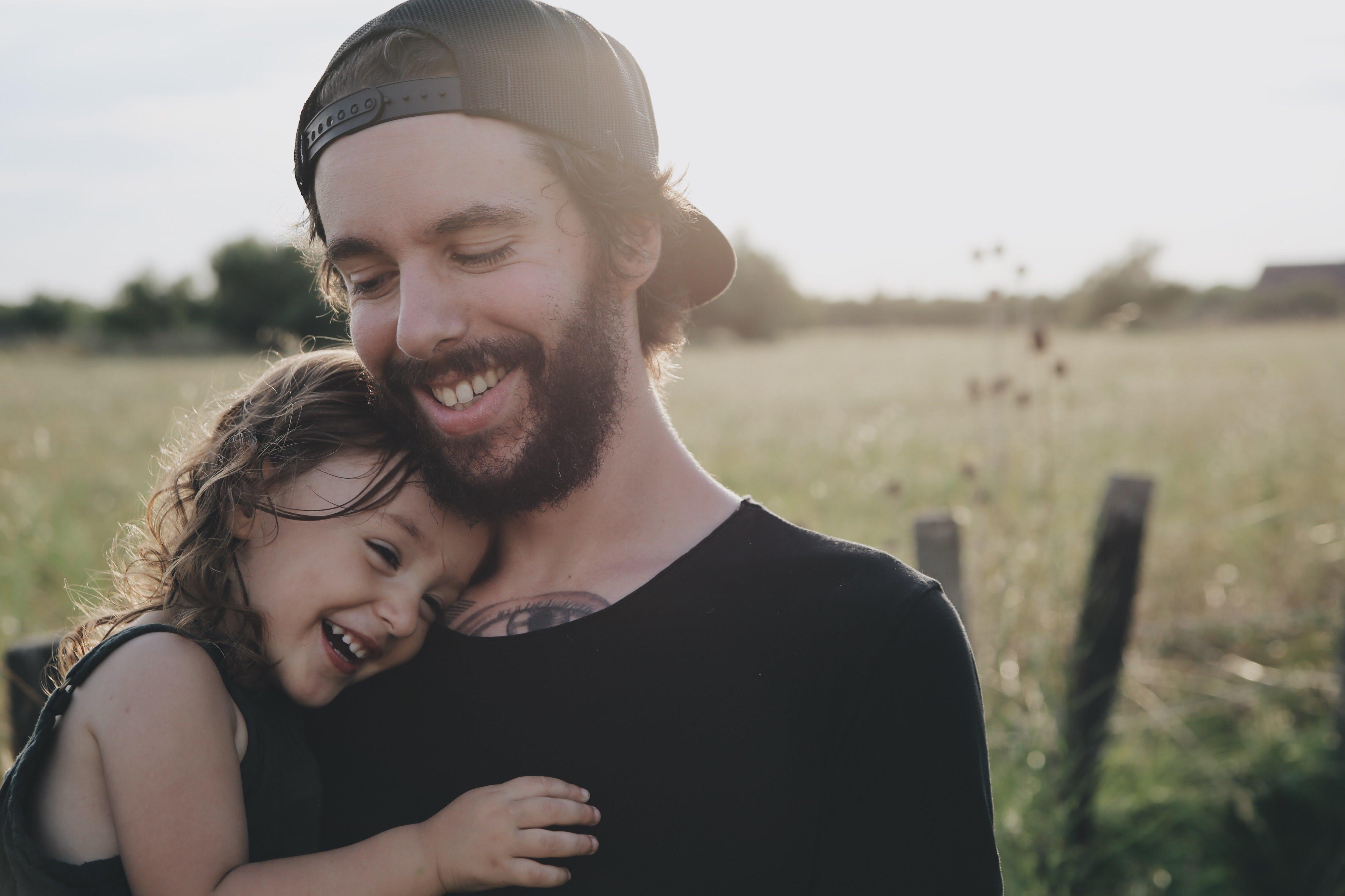 A father and daughter | Source: Unsplash.com