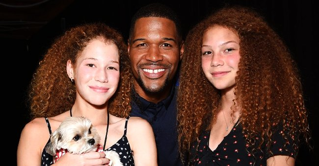 8 Times Michael Strahan Showed He Is a Doting Dad to His Twin Daughters Sophia and Isabella
