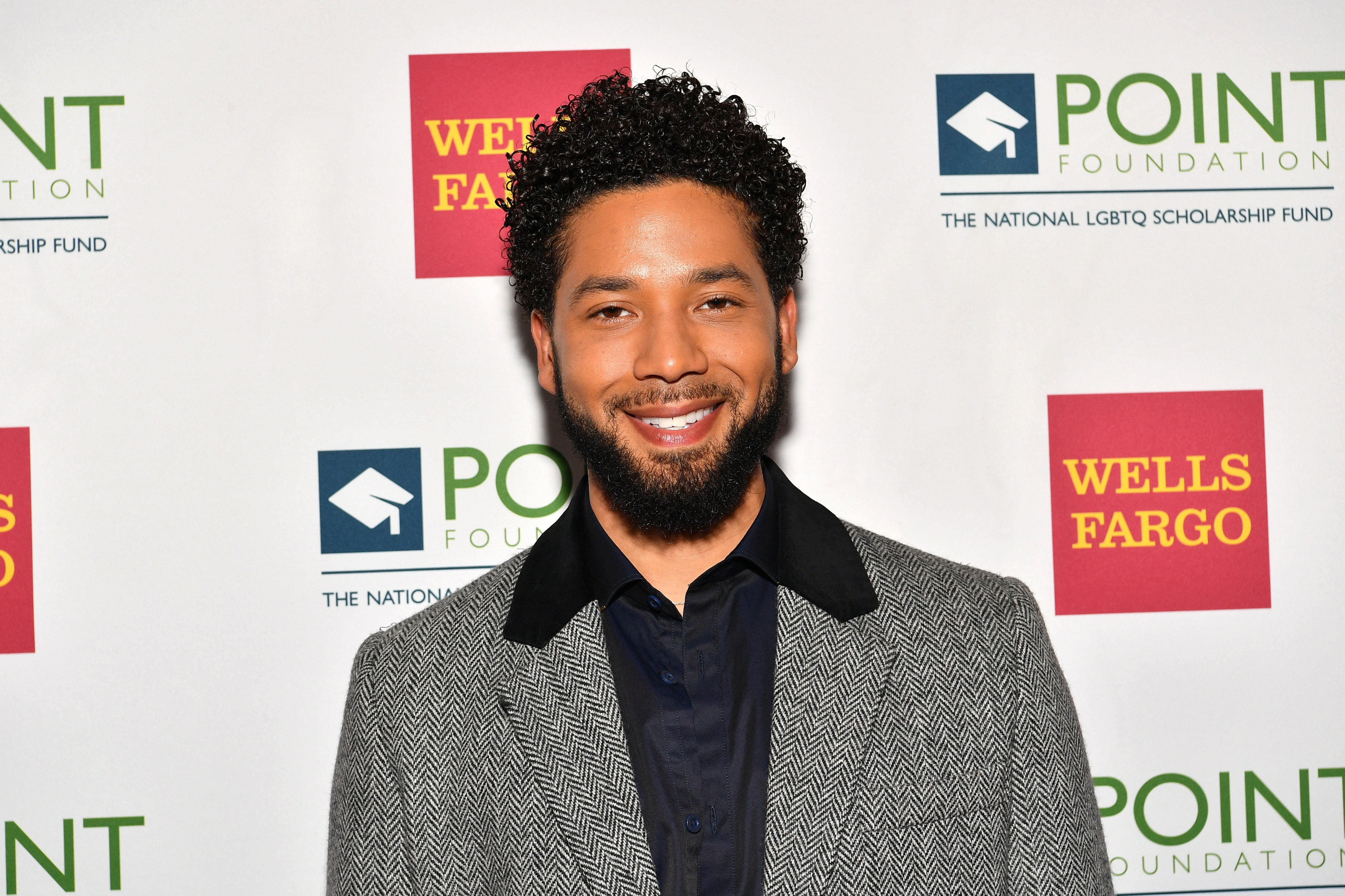 Jussie Smollett attends the Annual Point Honors New York Gala. April 2018. | Photo: GettyImages/Global Images of Ukraine