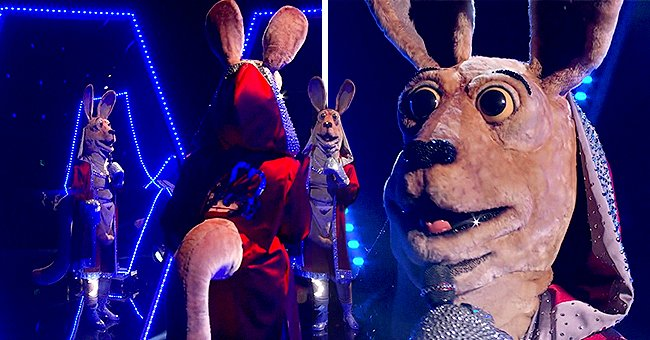 'The Masked Singer' Fans Have Theory That Jordyn Woods Is the Kangaroo