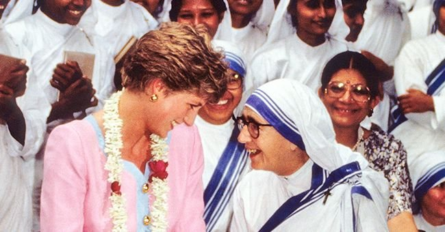 Princess Diana's Never-Before-Seen Letter to Paul Burrell about Visiting Mother Teresa's Home in 1992