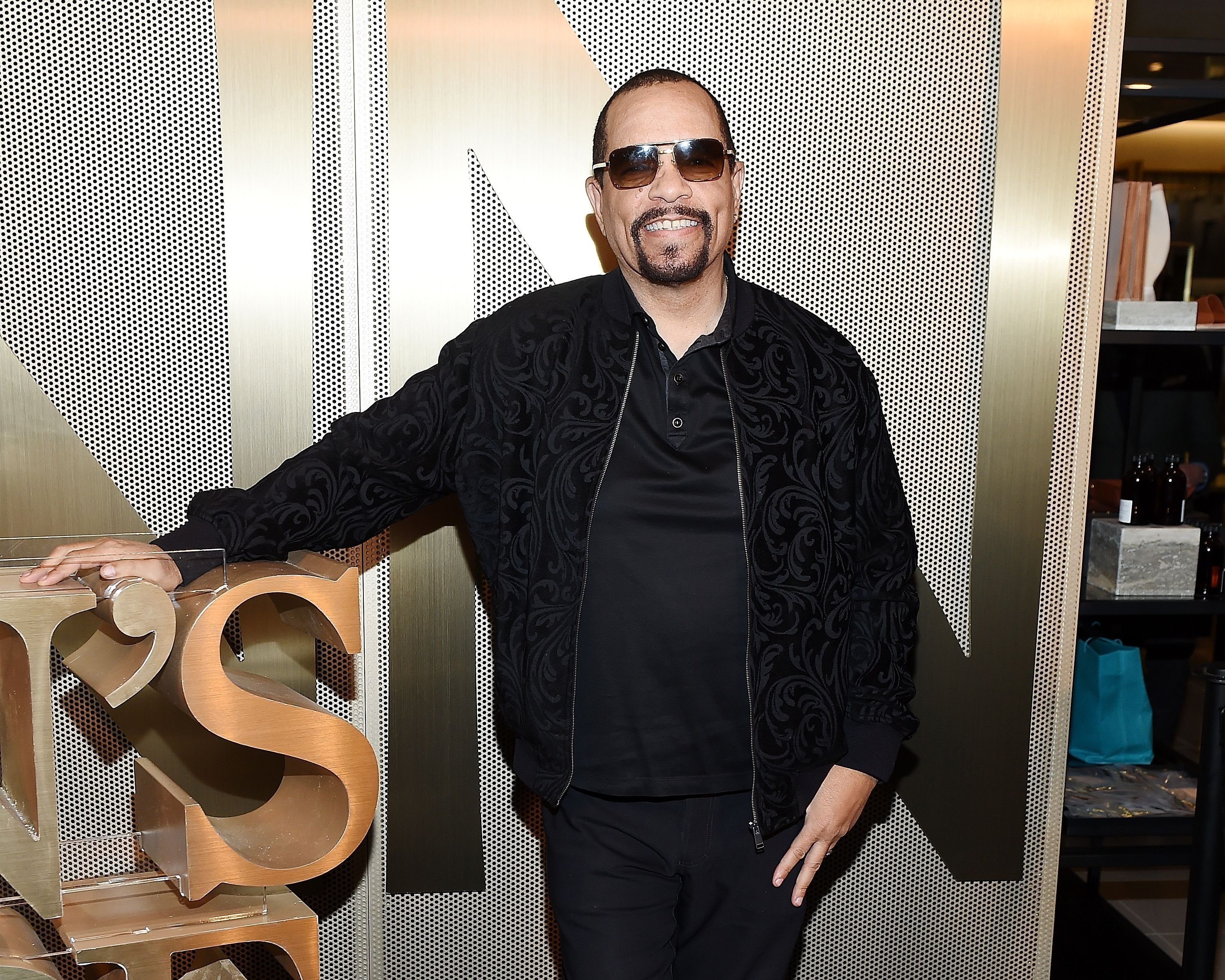 """Ice-T attends the """"Coco Licious"""" Collection Launch. 