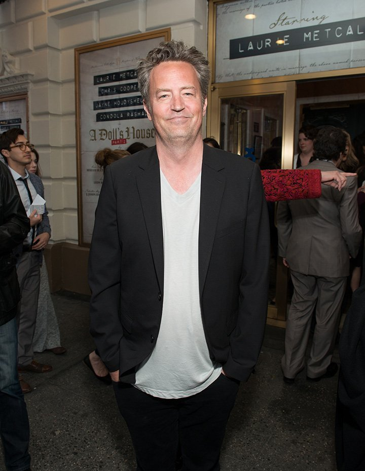 Matthew Perry. I Image: Getty Images.