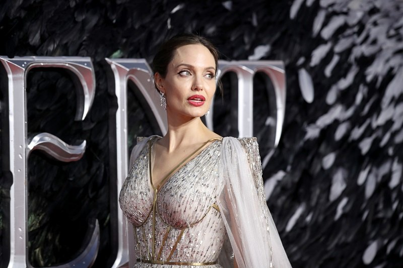 Angelina Jolie on October 09, 2019 in London, England | Photo: Getty Images