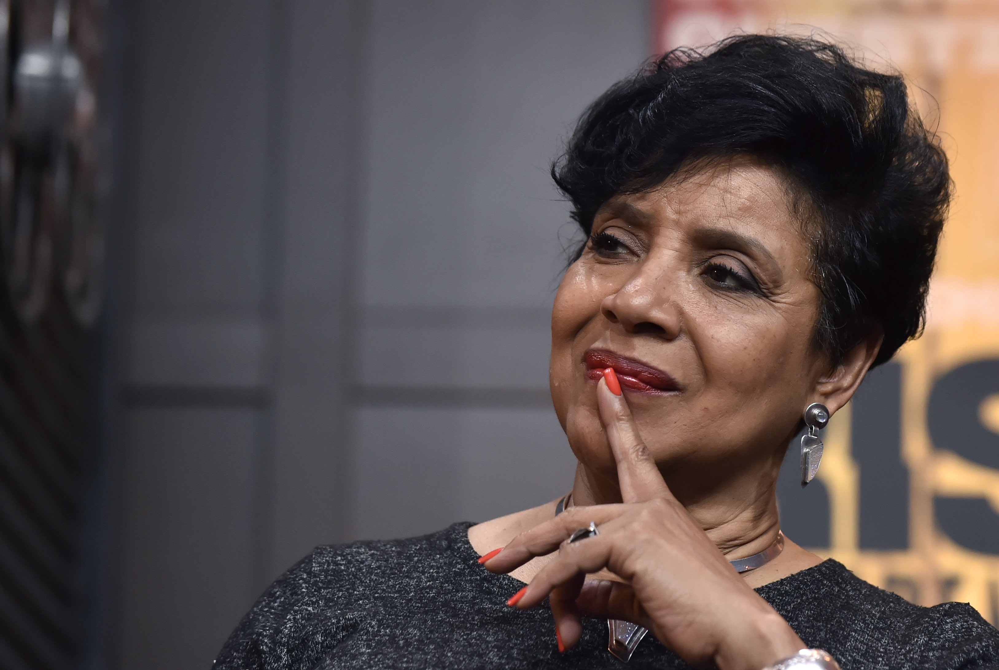 "Phylicia Rashad at the ""David Makes Man"" Clips and Conversations at the Filmmaker Lodge on January 25, 2019 in Park City, Utah.