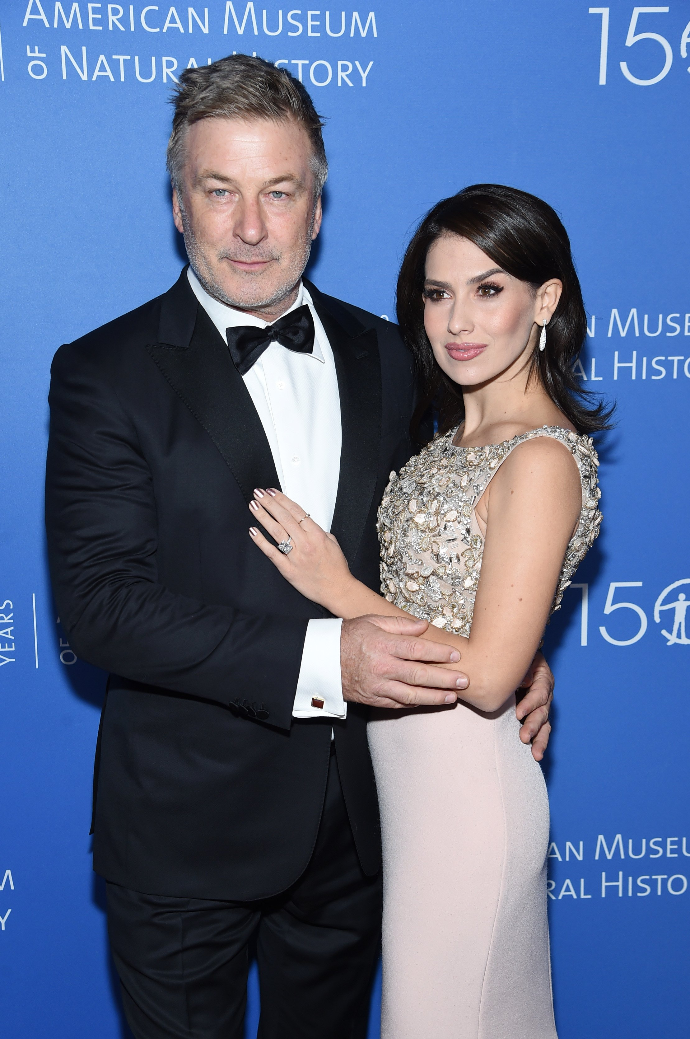 Alec Baldwin and Hilaria Baldwin attend the American Museum Of Natural History 2019 Gala on November 21, 2019, in New York City. | Source: Getty Images.