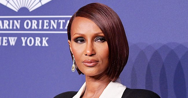 Iman Celebrates Her 65th Birthday — Check Out Her Ageless Self Portrait