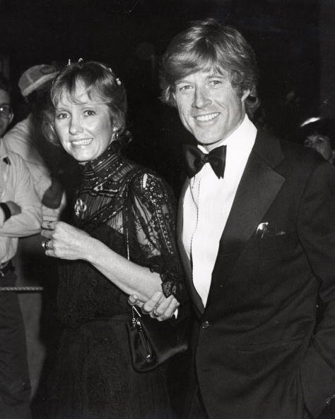 Lola Van Wagenen and Robert Redford at the 53rd Annual Academy Awards. | Photo: Getty Images