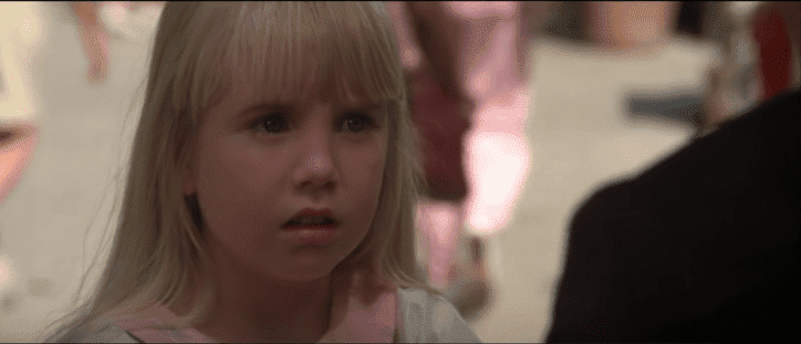 "Heather O'Rourke in ""Poltergeist II: The Other Side"" 