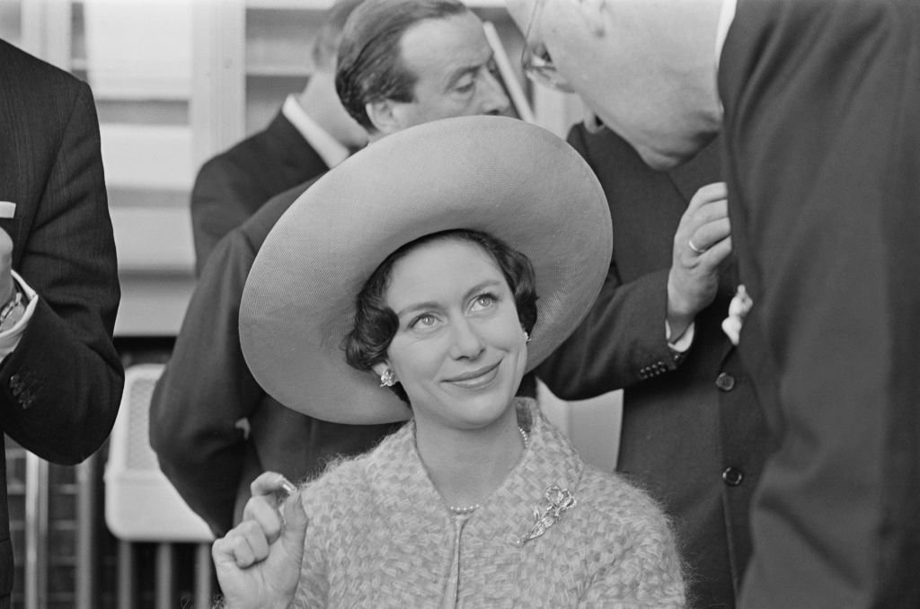 Princess Margaret in Amsterdam, Netherlands, on May 19, 1965. | Photo: Getty Images