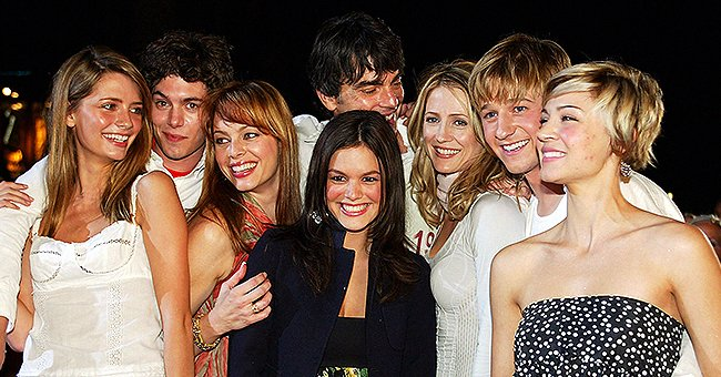 Adam Brody, Ben McKenzie & Rest of OC Cast 17 Years after the 1st Episode Aired