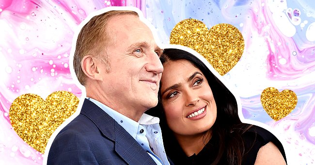 Salma Hayek Talks about the Secret to Her 12-Year Marriage to Husband François-Henri Pinault